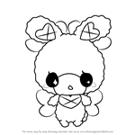 How to Draw Usacha from PriPara