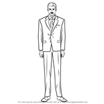 How to Draw Chairman from Prison School