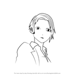 How to Draw Risa Bettou from Prison School