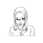 How to Draw Satou from Prison School