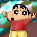 How to Draw Shin Chan