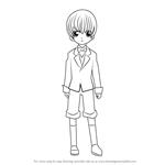 How to Draw Hikaru Ichinomiya from Shugo Chara!