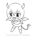 How to Draw Il from Shugo Chara!