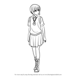 How to Draw Chise Hatori from The Ancient Magus' Bride