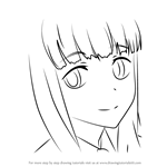 How to Draw Nanako Kashii from Toradora!