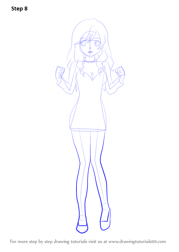 Learn How to Draw Yasuko Takasu from Toradora! (Toradora ...