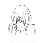 How to Draw Legato Bluesummers from Trigun