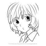 How to Draw Sayori Wakaba from Vampire Knight