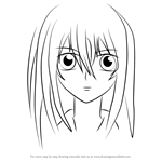 How to Draw Yuki Kuran from Vampire Knight