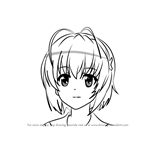 How to Draw Akira Amatsume from Yosuga no Sora