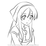 How to Draw Jessica from Zero no Tsukaima