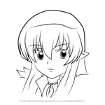How to Draw Luctiana from Zero no Tsukaima