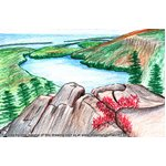 How to Draw Acadia National Park