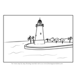 How to Draw Biscayne National Park