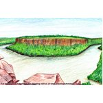How to Draw Darrah National Park