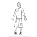 How to Draw Fred from Big Hero 6