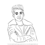 How to Draw Carlos from Descendants