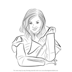 How to Draw Mal from Descendants
