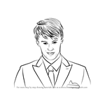 How to Draw Prince Ben from Descendants