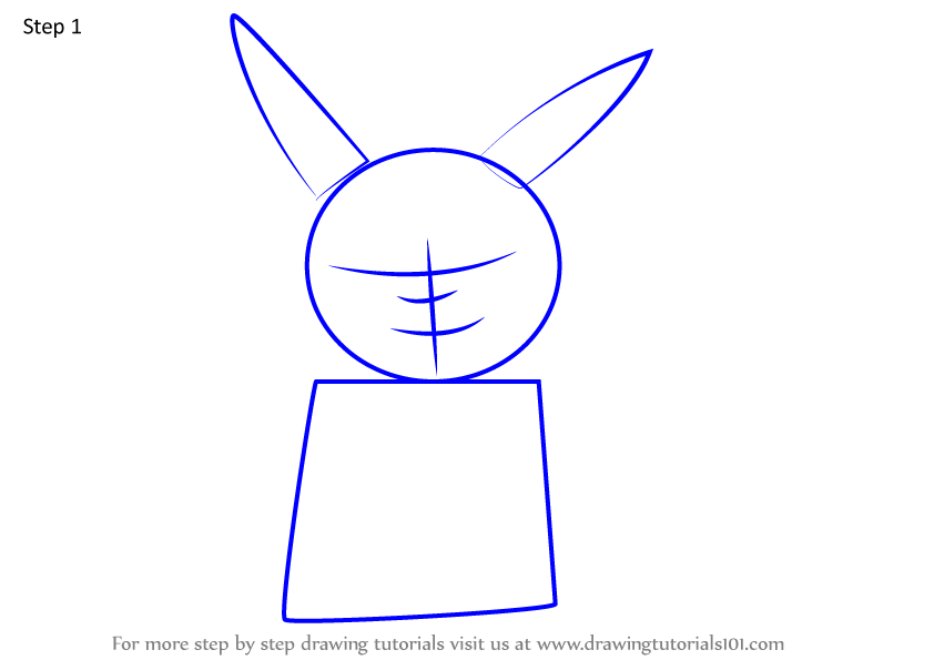 Learn How to Draw Detective Pikachu from Detective Pikachu ...