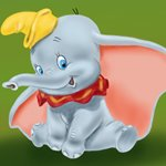 How to Draw Dumbo Elephant from Dumbo
