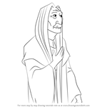 How to Draw Kekata from Pocahontas