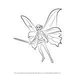 How to Draw Marianne from Strange Magic