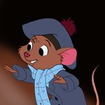 How to Draw Olivia Flaversham from The Great Mouse Detective