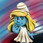 How to Draw Smurfette from The Smurfs