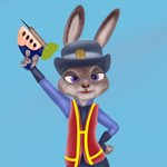 How to Draw Judy Hopps from Zootopia