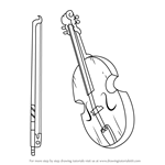 How to Draw Jake's Viola from Adventure Time