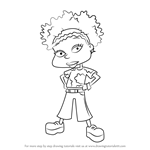 How to Draw Susie Carmichael from All Grown Up!