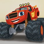 How to Draw Blaze from Blaze and the Monster Machines