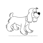 How to Draw Charkie from Curious George