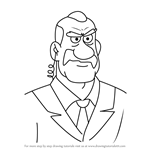 How to Draw Agent Powers from Gravity Falls