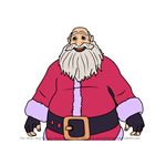 How to Draw Santa Claus from Miraculous Ladybug