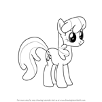 How to Draw Cheerilee from My Little Pony - Friendship Is Magic