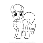 How to Draw Coloratura from My Little Pony - Friendship Is Magic