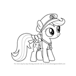 How to Draw Filly Guides from My Little Pony - Friendship Is Magic