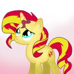 How to Draw Sunset Shimmer Pony from My Little Pony - Friendship Is Magic
