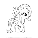 How to Draw Sunshower from My Little Pony - Friendship Is Magic