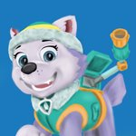 How to Draw Everest from PAW Patrol