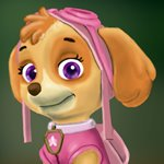 How to Draw Skye from PAW Patrol