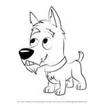 How to Draw Jackpot from Pound Puppies