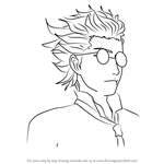 How to Draw Bartholomew Oobleck from RWBY