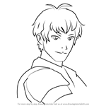 How to Draw Taiyang Xiao Long from RWBY