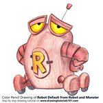 How to Robot Default from Robot and Monster