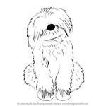 How to Draw Barkley from Sesame Street