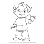 How to Draw Sid from Sid the Science Kid