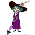 How to Draw Eclipsa Butterfly from Star vs the Forces of Evil